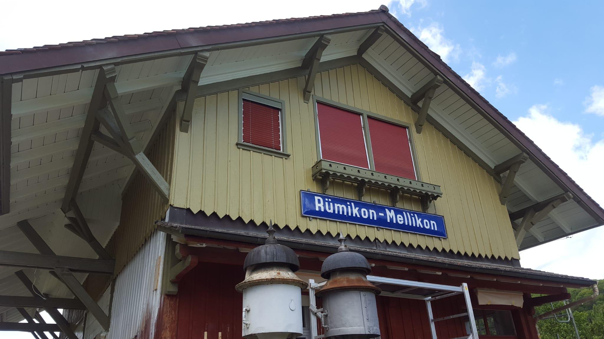Renovation_Bahnhof_Rümikon_Mellikon