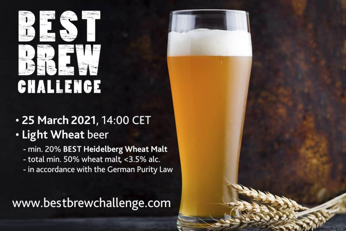 best brew challenge