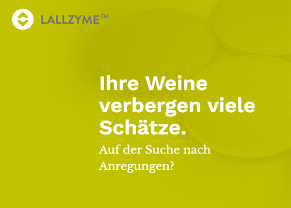 Lallzyme landing page