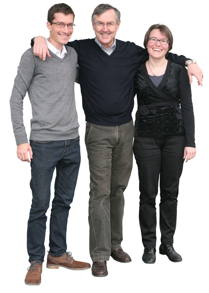 2014 Uebergabe an die 3. Generation Max Baldinger AG