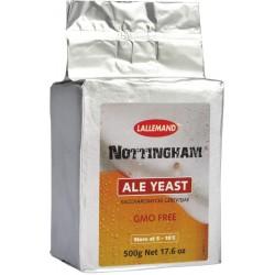 Levure Lallemand Nottingham paquet 0,5 kg pour bière