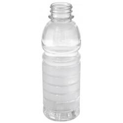 Bouteille Hotfill PET 500 ml, transparent 35 g, goulot 38 mm
