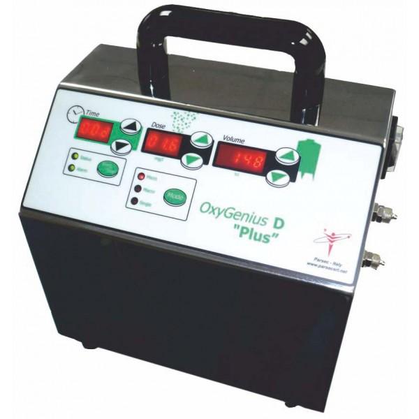 Mikro-Oxygenator PARSEC OxyGénius Plus D Fabr.-No.