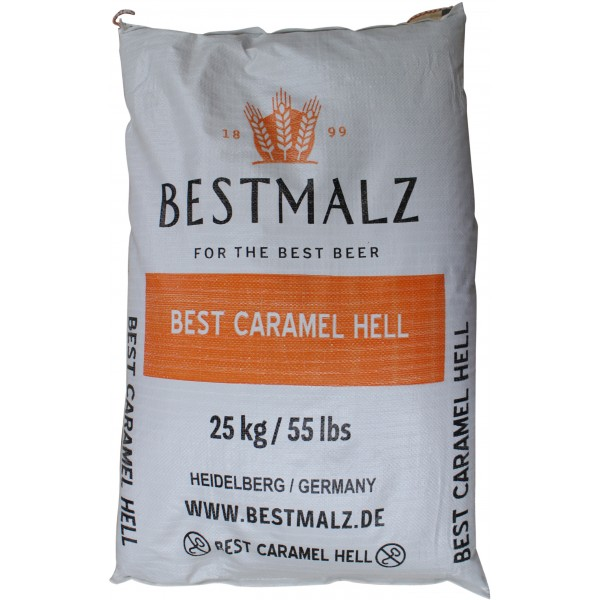 Caramelmalz EBC 20 - 30 BEST Caramel hell 25 kg