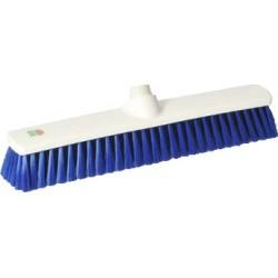 Balai bleu 400 x 60 x 55 mm pour pour manche téléscopique