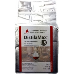 LALVIN DistilaMax LS 0.5 kg (für Obstbrand) Trocken-Reinzuchthefe