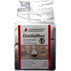 Levure Distila Max LS paquet 0.5 kg pour les fruits
