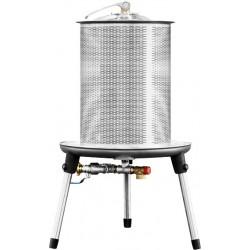 Pressoir à pression d'eau  Speidel-40 en acier inoxydable