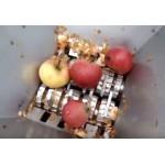 Obstmühle mit Trichter und Motor GRIFO PIGMO