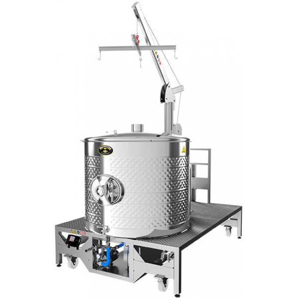 Braumeister 1000 Liter Speidel