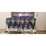 Flaschenwagen zum Waschen von 30 Flaschen im Geschirrspüler
