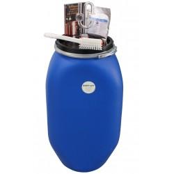 Set de fermentation 125 l (fût bleu avec accessoires)
