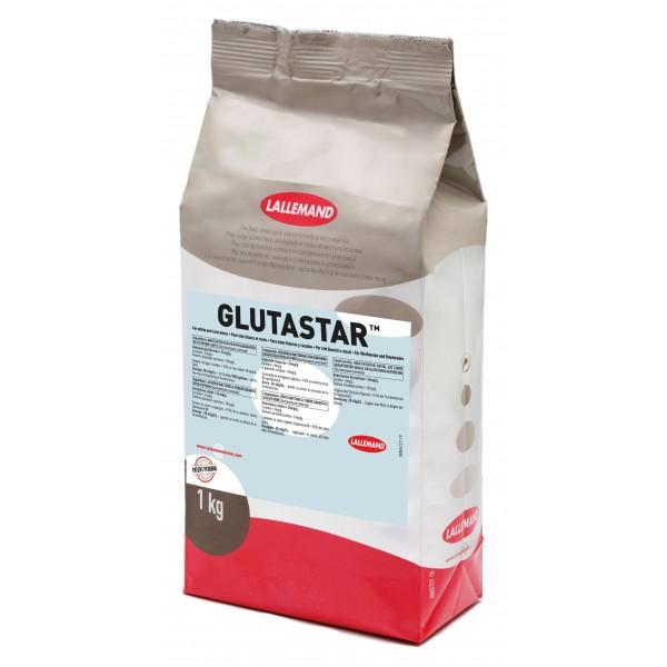 Packung 1 kg Glutastar Lallemand (spezielle nicht aktivierte Hefe)