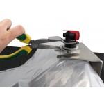 Waageplatte & Beutel Halter für Bag-in-Box verstellbar