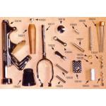 Entkorker / Korkenzieher RAPID 10 mit Alugriff Krätzer 37 für synth. Korken