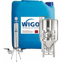 WIGOL Produit universel de nettoyage  sans chlore, 15 kg UN-Nr. 3266, II ADR classe 8