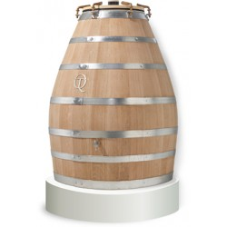 Perle de Quintessence: Exklusives Holzfass 390 Liter