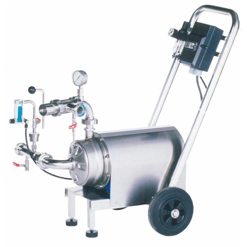Kiesel Armaturen flotationsanlage kiesel floatclear b 50 max baldinger ag