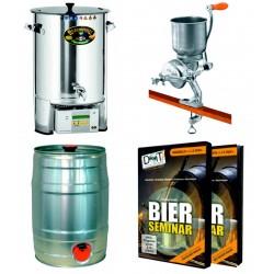 Equipment zum Bierbrauen