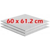 Filterschichten 60x61.2 cm