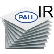 Filterschichten IR 40x40 cm PALL