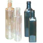 Essigflaschen, Ölflaschen (Palettenverkauf)