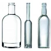 Spirituosenflaschen (Palettenverkauf)