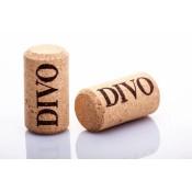 Mikro-technische Weinkorken