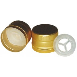 Anrollverschlüsse / Ausgiesser (für Sirup- & Oelflaschen) Online Kaufen