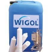 Reiniger für Filtrationsanlagen