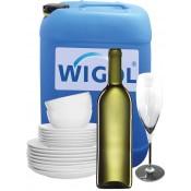 Reiniger für Flaschen, Gläser, Geschirr