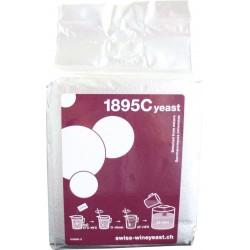 1895C yeast 0.5 kg Trocken-Reinzuchthefe