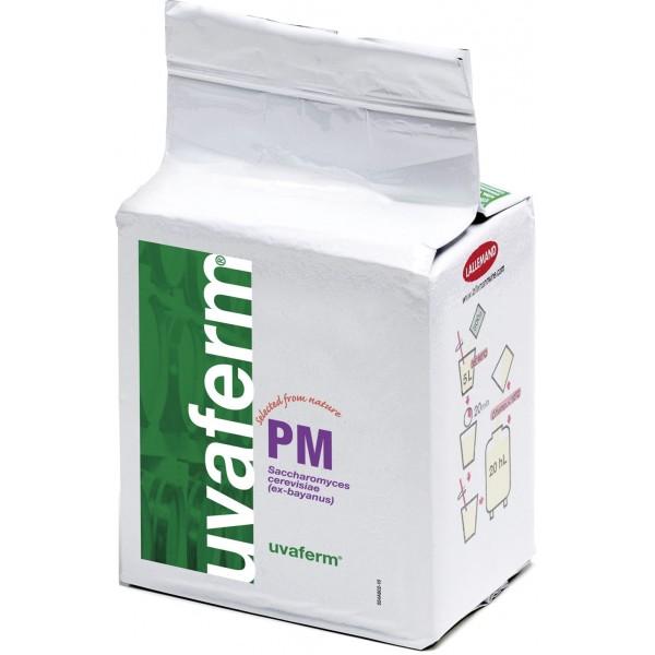 Uvaferm PM, 0.5 kg Trocken-Reinzuchthefe/ Sektgärhefe