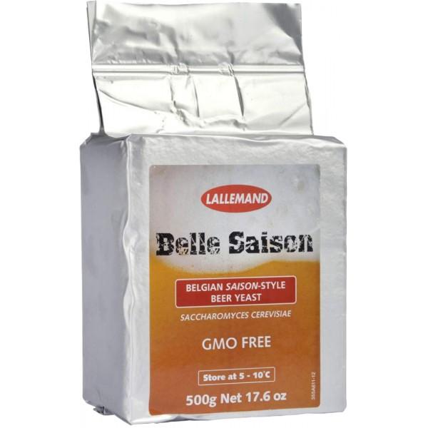 Lallemand Belle Saison,500 g Trocken-Reinzuchthefe 1 Packung