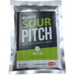Lallemand Wildbrew Sour Pitch 1 sachet de 250 g, pour 25 hl bactéries lactiques
