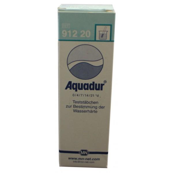 Wasserhärteindikatoren Aquadur 0-21°dH 100 Stück