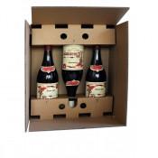 Versandkartons Flaschen