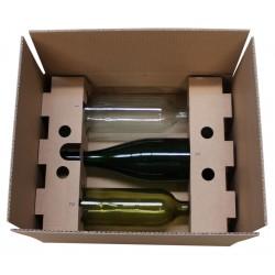 Wein mit der Post versenden: sicher und einfach