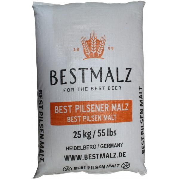 Brühmalz EBC 3 - 5 BEST Pilsener 25 kg