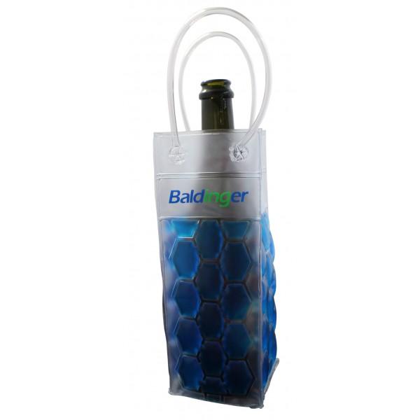 Cooler Flaschenkühler mit Tragehänkel (ohne Flasche)
