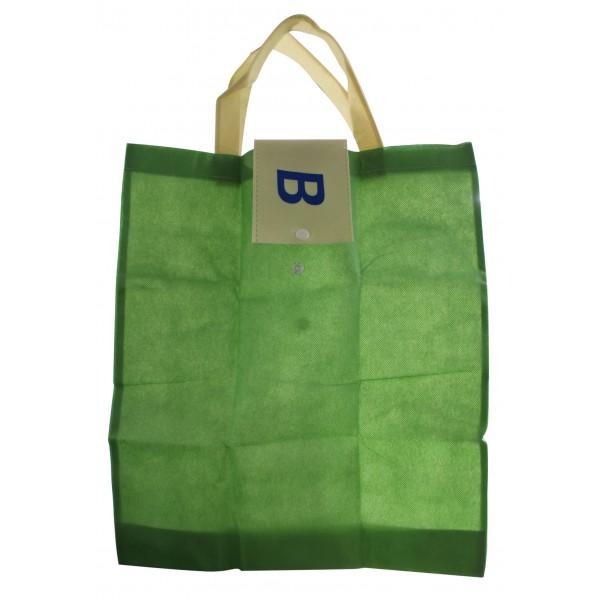 Tasche mit Henkel hellgrün
