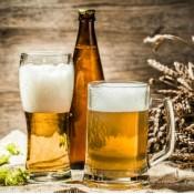 Bier brauen und Rohstoffe