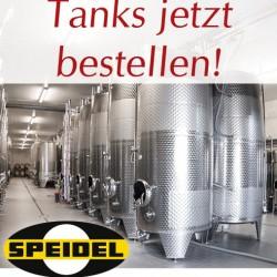 Speidel Tanks jetzt bestellen