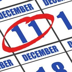 Freitag, 11. Dezember: geschlossen wegen Inventur