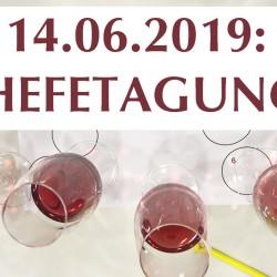 Hefetagung 14.06.2019