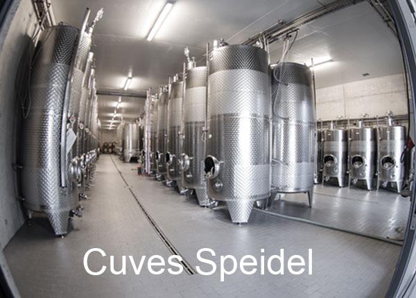 Cuves Speidel