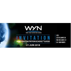 WYN Wine nutrition School 21.6.2018
