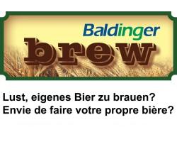 Lust eigenes Bier zu brauen?